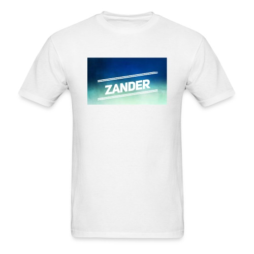 Zanders merch - Men's T-Shirt