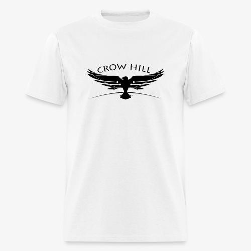 Crow Hill Band Black Logo - Men's T-Shirt