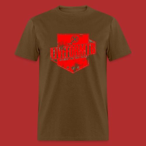 Live 4 mtb - Men's T-Shirt