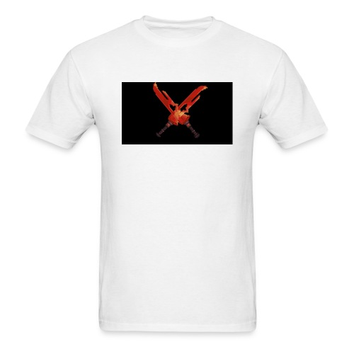 Hipixel Warlords Cross-Swords - Men's T-Shirt