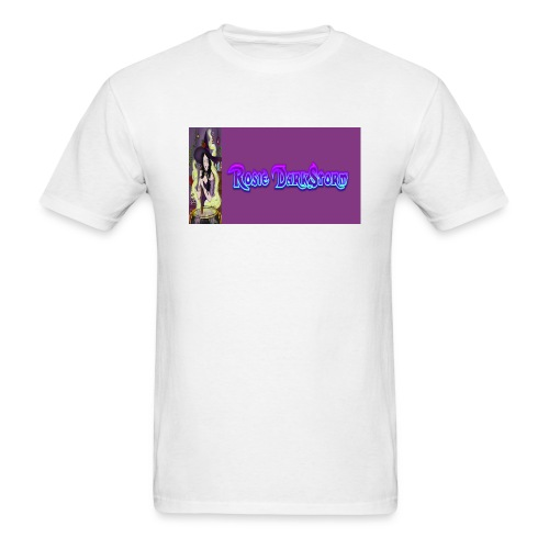therosiedarkshow - Men's T-Shirt