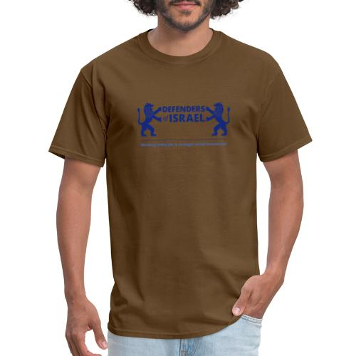 Defenders Of Israel - Men's T-Shirt