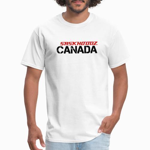 saskhoodz canada - Men's T-Shirt