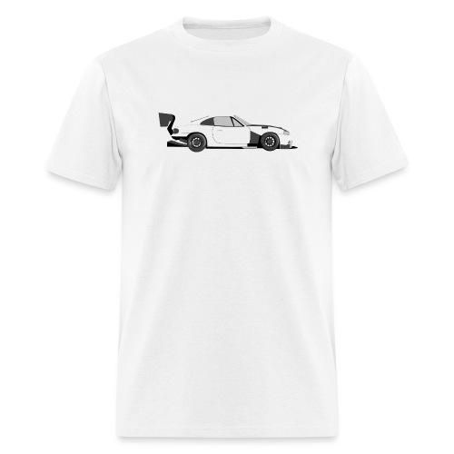Beavis NB Race car - Men's T-Shirt