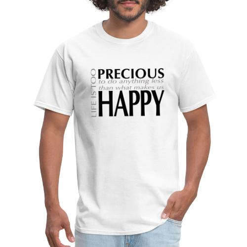 Quote - Men's T-Shirt