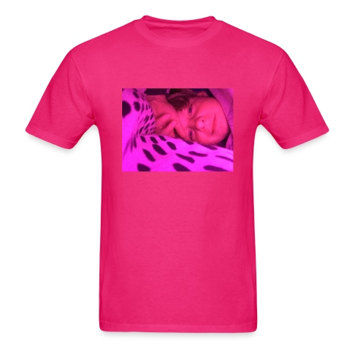 Purple under my bed - Men's T-Shirt