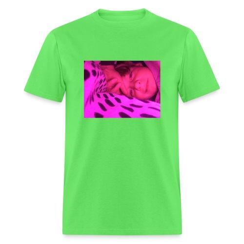 Purple under my bed - Men's T-Shirt