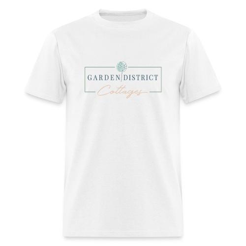 Garden District Cottages Pensacola - Men's T-Shirt