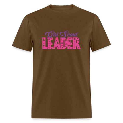 Girl Scout Leader - Men's T-Shirt