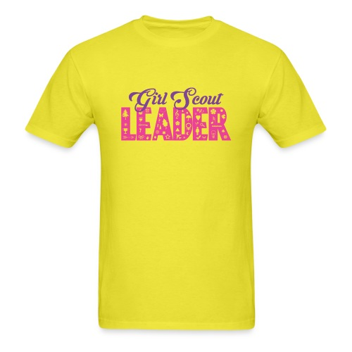 Girl Scout Leader - Men's T-Shirt