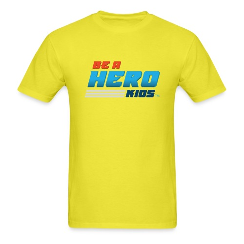 BHK secondary full color stylized TM - Men's T-Shirt