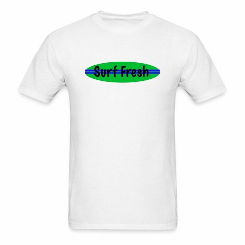 surf fresh - Men's T-Shirt