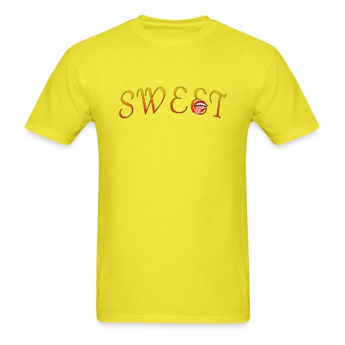 Sweet - Men's T-Shirt
