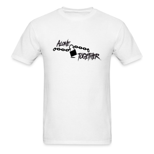 Alone Together - Link Collection - Men's T-Shirt