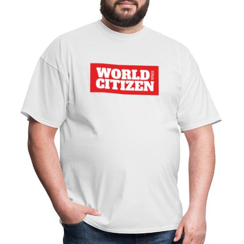 World Citizen - Men's T-Shirt