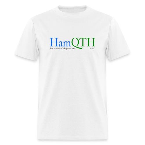 HamQTH - Men's T-Shirt