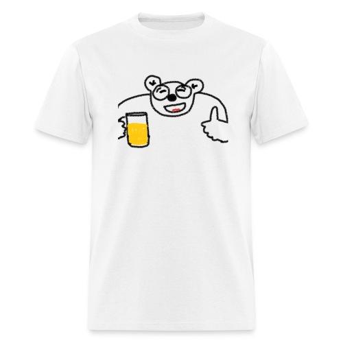 brew t - Men's T-Shirt