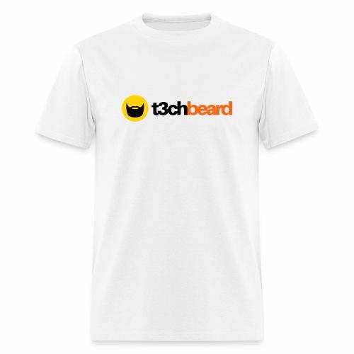 t3chBeard - Men's T-Shirt
