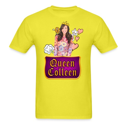 Queen Colleen - Men's T-Shirt