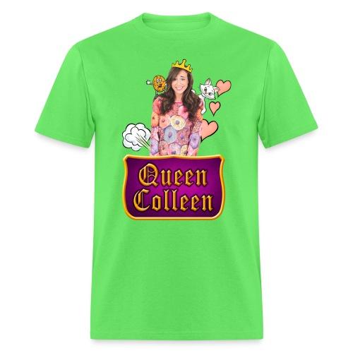 Queen Colleen - Men's T-Shirt