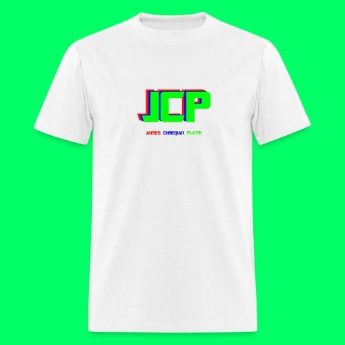 James Christian Plays! Original Set - Men's T-Shirt