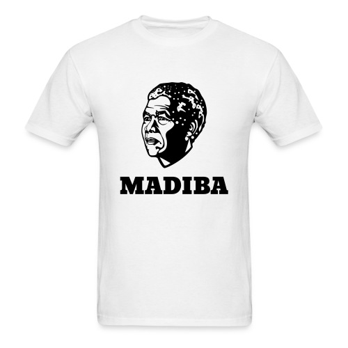 Madiba Mandela - Men's T-Shirt