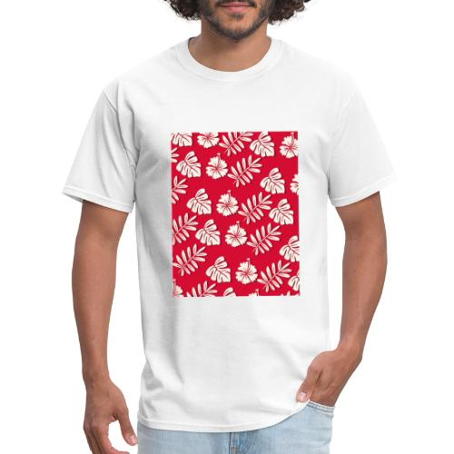 Hawaiian Pattern - Men's T-Shirt