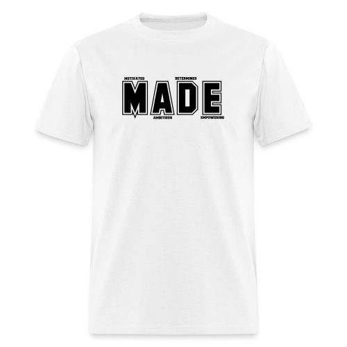 MADE MERCHANDISE LOGO - Men's T-Shirt