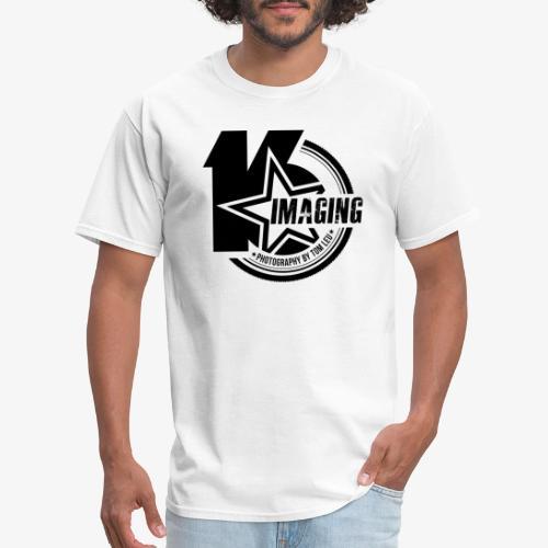 16IMAGING Badge Black - Men's T-Shirt