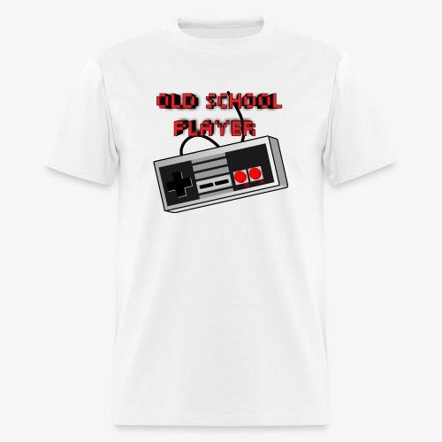 Old School Player - Men's T-Shirt