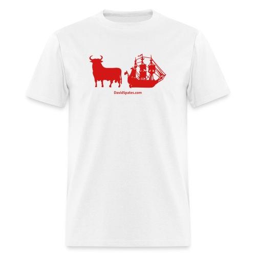 bullship black - Men's T-Shirt