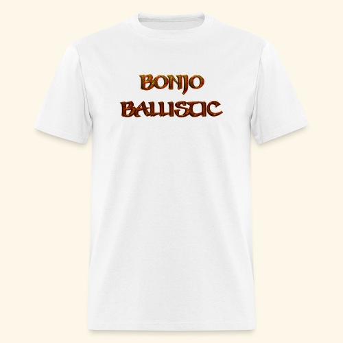 BonjoBallistic - Men's T-Shirt