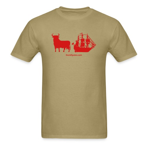 bullship black - Men's T-Shirt