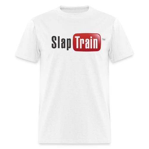 slap train - Men's T-Shirt