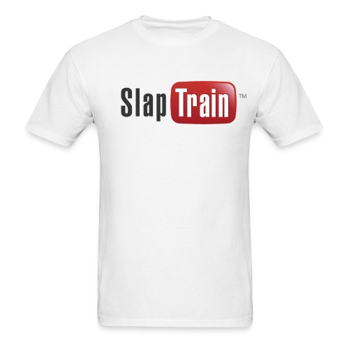 slap train - Men's T-Shirt