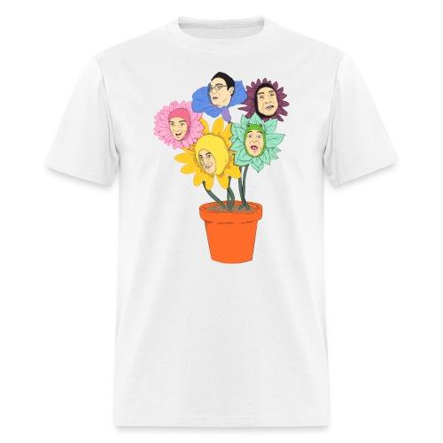 filthyflowers - Men's T-Shirt