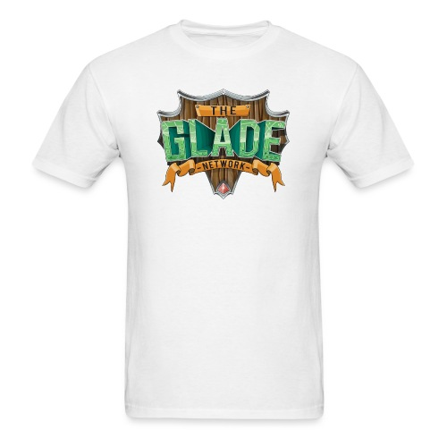 The Glade Network Logo - Men's T-Shirt