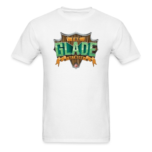 The Glade Network Logo - Men's T-Shirt