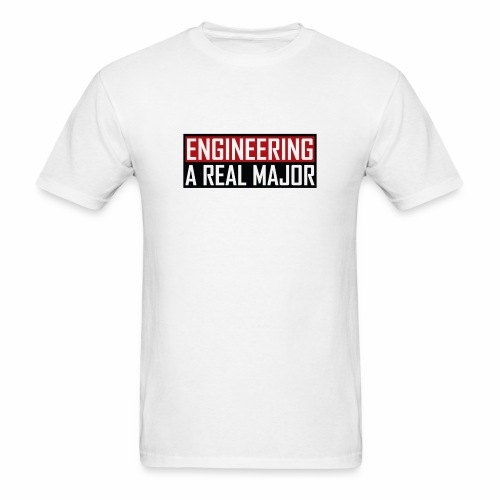 Engineering T-Shirts and Apparel - Men's T-Shirt