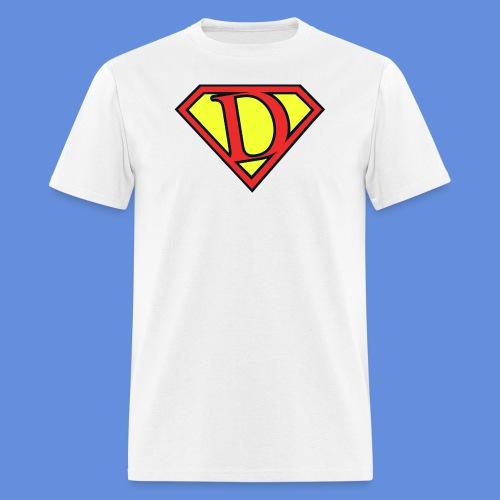Super D - Men's T-Shirt