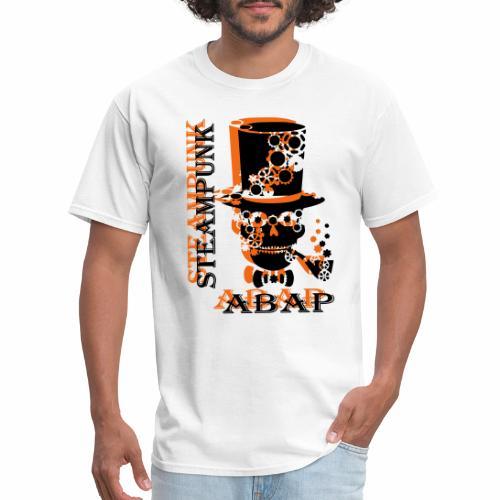 Steampunk Skull - Men's T-Shirt