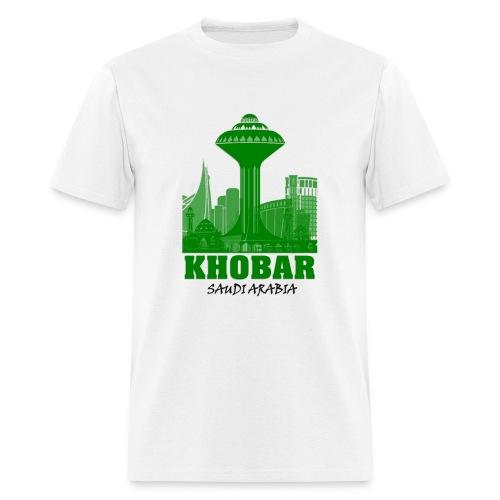 KHOBAR 1G KSA - Men's T-Shirt