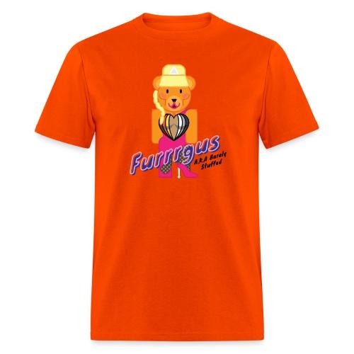 Barely Stuffed - Men's T-Shirt