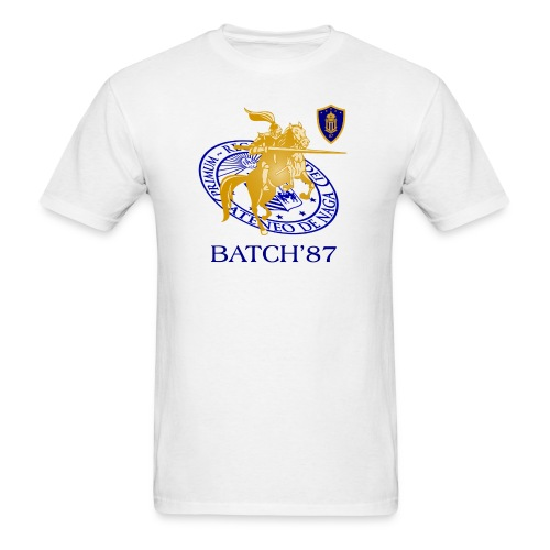 Ateneo Batch 87 - Men's T-Shirt