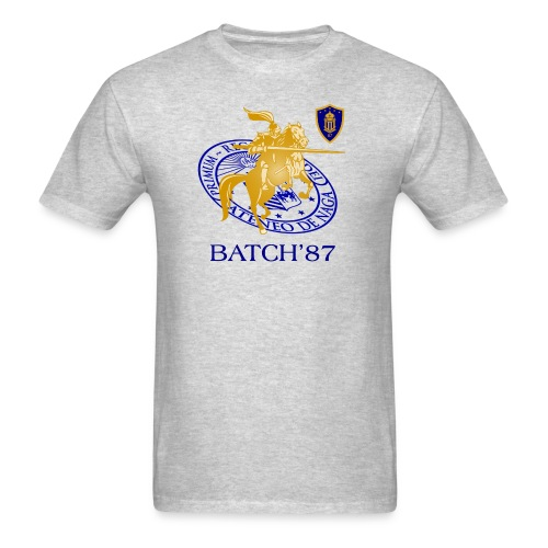 Ateneo Batch 87 - Men's T-Shirt