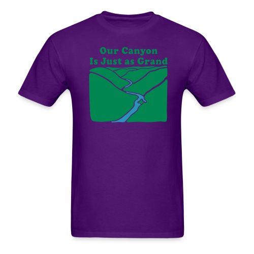 Our Canyon is Just as Grand - Men's T-Shirt