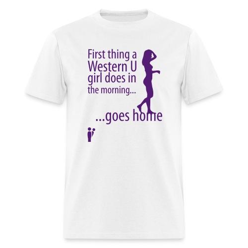 western girl - Men's T-Shirt