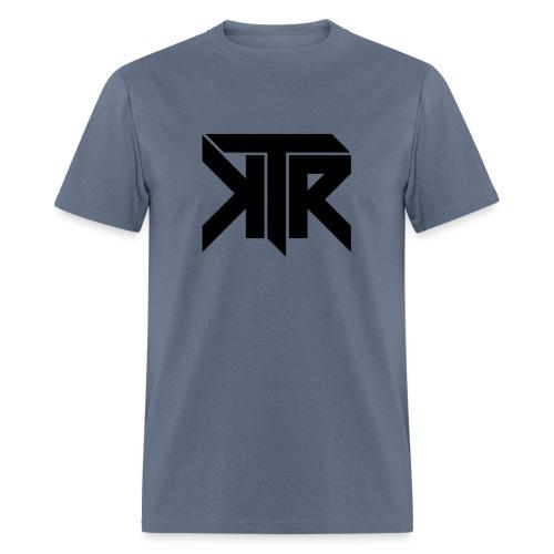 KTR Logo Black - Men's T-Shirt