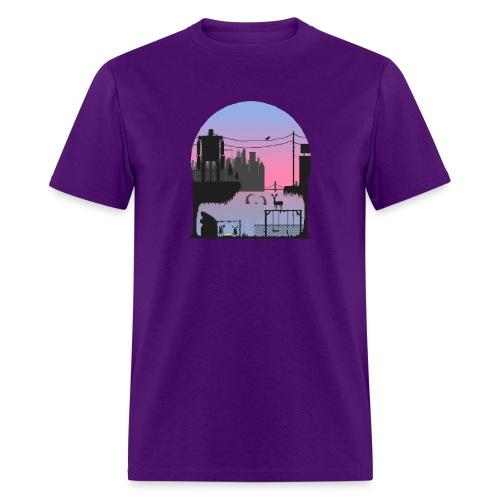 Pixel - Men's T-Shirt