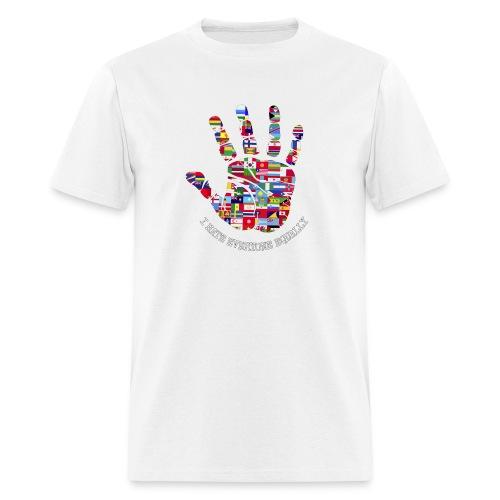 I Hate Everyone Equally - Men's T-Shirt